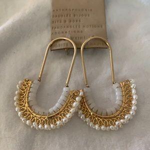 Post Statement Earrings